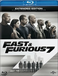 Cover Dvd Fast & Furious 7 (Blu-ray)