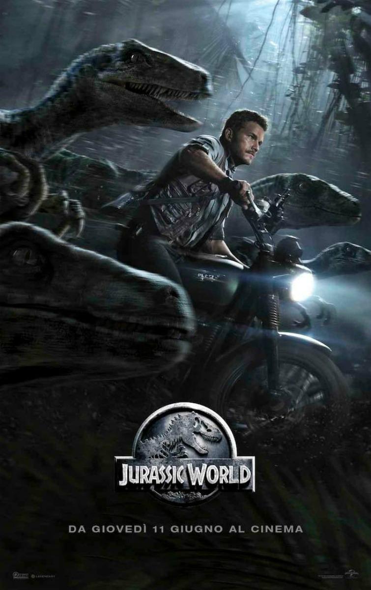 Cover Dvd DVD Jurassic World