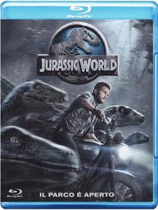 Jurassic World di Colin Trevorrow - Blu-ray