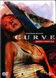 Curve. Insidia mortale di Iain Softley - DVD