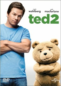 Cover Dvd Ted 2 (DVD)