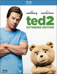 Cover Dvd Ted 2 (Blu-ray)