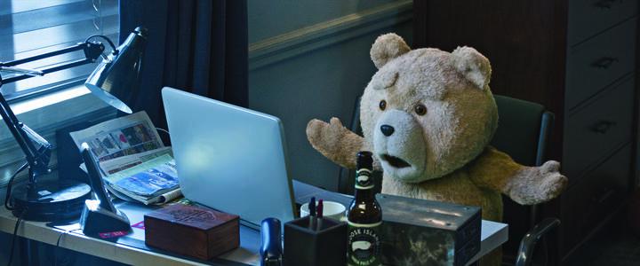Ted 2 di Seth MacFarlane - Blu-ray - 2