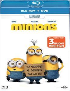 Minions Dvd Blu Ray Dvd Blu Ray Film Di Kyle Balda