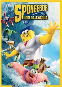 SpongeBob. Fuori dall'acqua di Paul Tibbitt - DVD