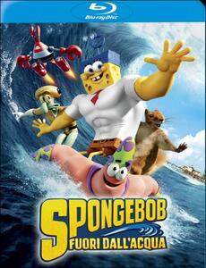 SpongeBob. Fuori dall'acqua (DVD + Blu-ray) di Paul Tibbitt