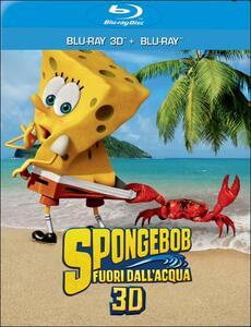 SpongeBob. Fuori dall'acqua 3D (Blu-ray + Blu-ray 3D) di Paul Tibbitt