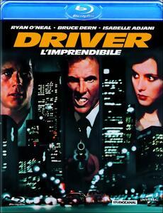 Driver l'imprendibile di Walter Hill - Blu-ray