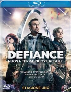 Film Defiance. Stagione 1 (4 Blu-ray) Michael Nankin Allan Kroeker Andy Wolk