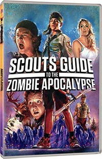 Cover Dvd Manuale scout per l'apocalisse zombie (DVD)