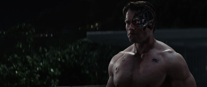 Terminator Genisys di Alan Taylor - DVD - 4