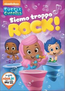 Bubble Guppies. Siamo troppo rock! (4 DVD) - DVD