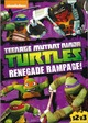 Cover Dvd Teenage Mutant Ninja Turtles - La serie