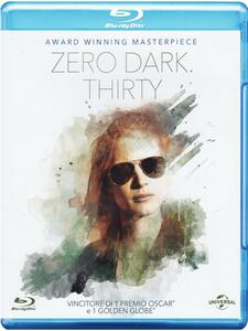 Zero Dark Thirty di Kathryn Bigelow - Blu-ray