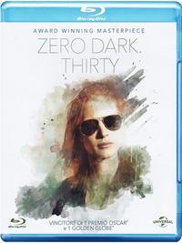 Cover Dvd Zero Dark Thirty (Blu-ray)