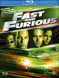 Cover Dvd Fast and Furious (Blu-ray)