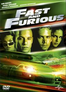 Fast and Furious di Rob Cohen - DVD