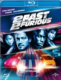 Cover Dvd 2 Fast 2 Furious (Blu-ray)