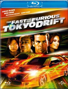 The Fast and the Furious. Tokyo Drift di Justin Lin - Blu-ray