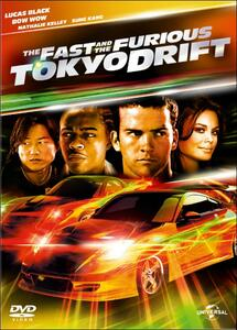 The Fast and the Furious. Tokyo Drift di Justin Lin - DVD