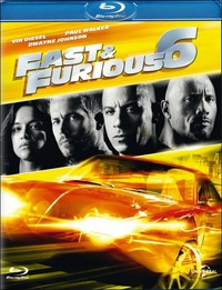 Cover Dvd Fast & Furious 6 (Blu-ray)