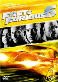 Cover Dvd Fast & Furious 6 (DVD)