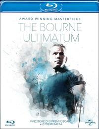 Cover Dvd Bourne Ultimatum. Il ritorno dello sciacallo (Blu-ray)