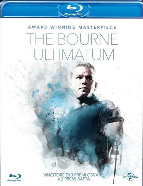 The Bourne Ultimatum. Il ritorno dello sciacallo di Paul Greengrass - Blu-ray