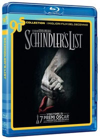 Cover Dvd Schindler's List (Blu-ray)