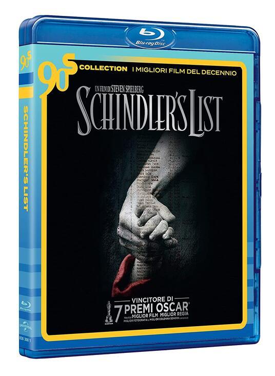 Schindler's List di Steven Spielberg - Blu-ray