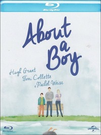 Cover Dvd About a boy (Blu-ray)