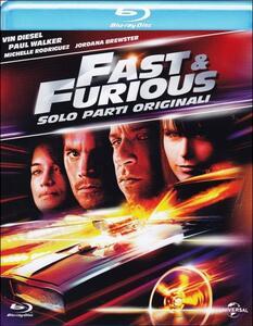 Film Fast & Furious. Solo parti originali Justin Lin