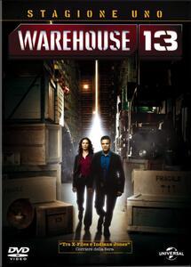 Warehouse 13. Stagione 1 (4 DVD) - DVD