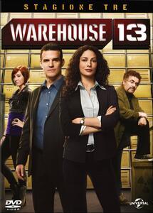 Warehouse 13. Stagione 3 (4 DVD) - DVD
