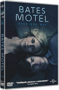 Cover Dvd Bates Motel. Stagione 2 (DVD)
