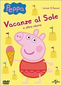 Cover Dvd Peppa Pig. Fine delle vacanze e altre storie (DVD)