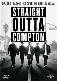 Cover Dvd Straight Outta Compton