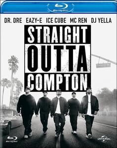 Straight Outta Compton di F. Gary Gray - Blu-ray
