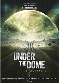 Cover Dvd Under the Dome. Stagione 2 (DVD)