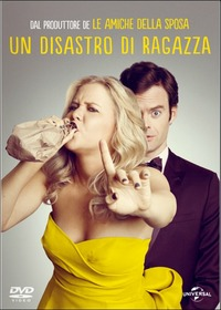 Cover Dvd disastro di ragazza (DVD)