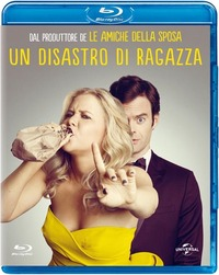 Cover Dvd disastro di ragazza (Blu-ray)