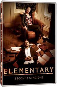 Elementary. Stagione 2 (6 DVD) - DVD