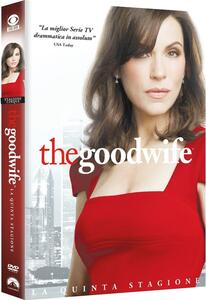 The Good Wife. Stagione 5 (Serie TV ita) (6 DVD) - DVD