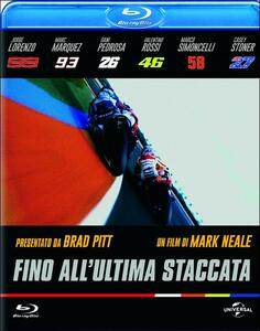 First. Fino all'ultima staccata - Blu-ray