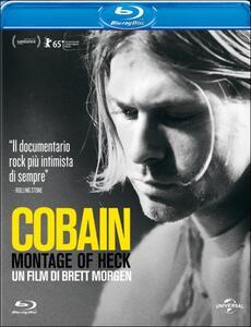 Cobain: Montage of Heck di Brett Morgen - Blu-ray