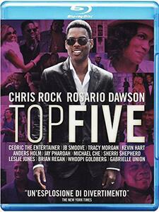Top Five di Chris Rock - Blu-ray