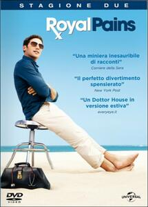 Royal Pains. Stagione 2 (4 DVD) - DVD