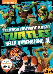 Teenage Mutant Ninja Turtles. Stagione 2. Vol. 4 - DVD