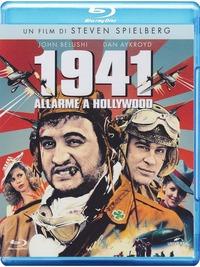 Cover Dvd 1941: allarme a Hollywood (Blu-ray)