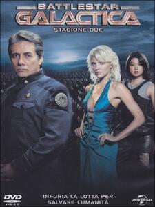 Battlestar Galactica. Stagione 2 (6 DVD) - DVD